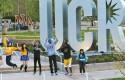 UC Riverside Campus Tour 2012